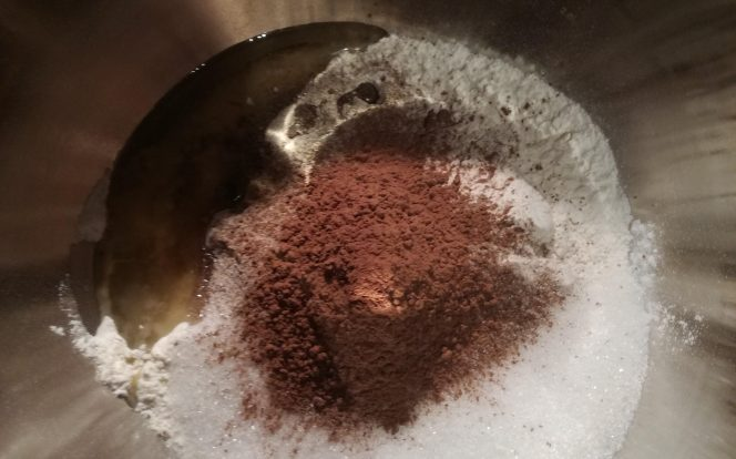 1. Příprava surovin