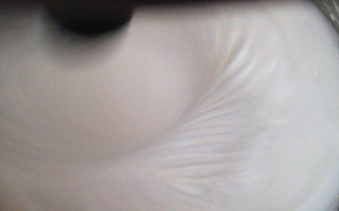 1. Šlehání bílků