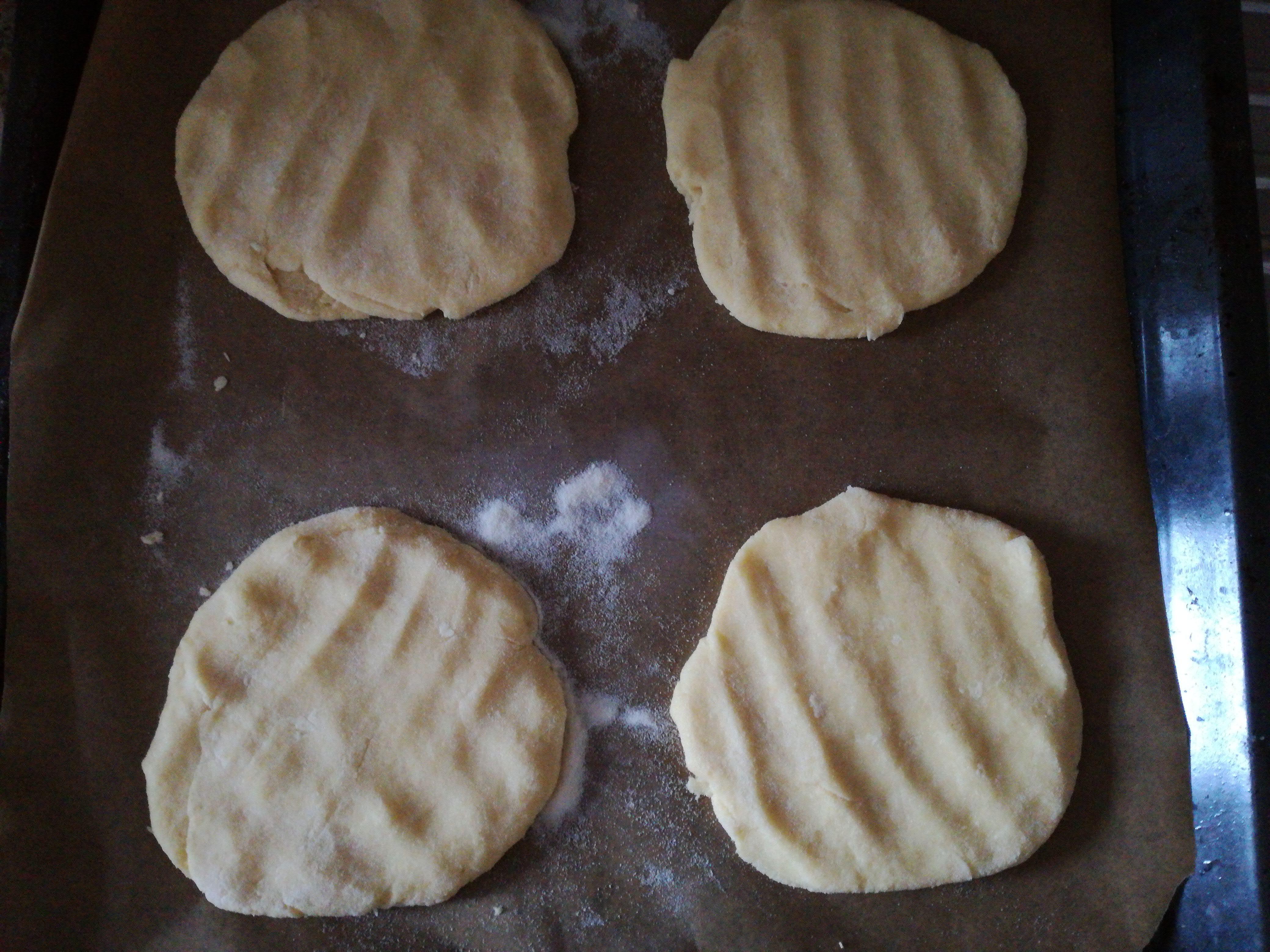 2. Vytvoření koláčů