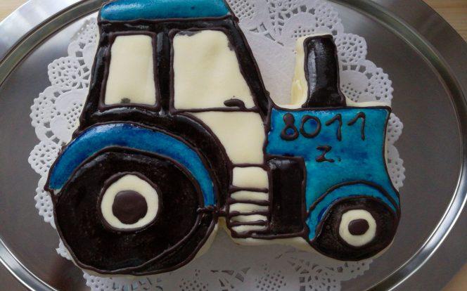 Dort - traktor