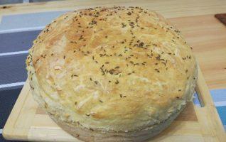 Hotový domácí chléb