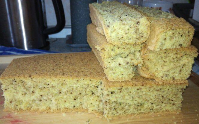 6. Příprava dortu