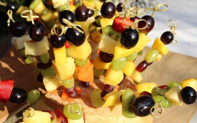 Ovocný špíz