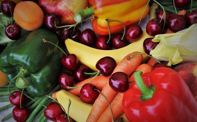 Ovocné a zeleninové dětské příkrmy